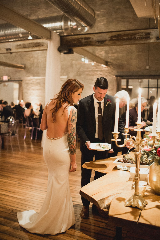 Kendall + Sebastien Stylish Philadelphia Wedding ...