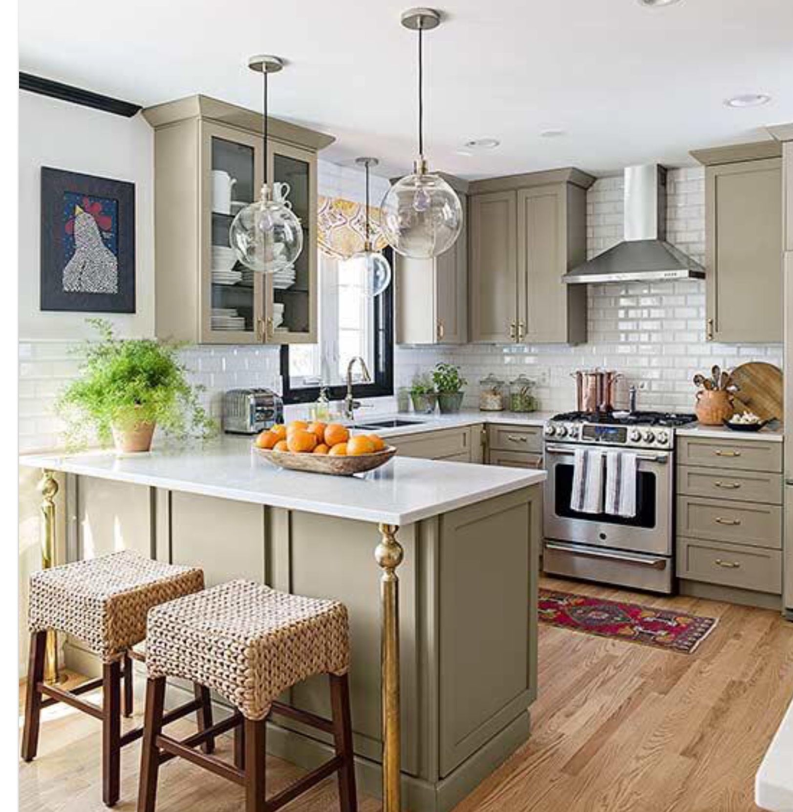 Open Floor Plan Kitchen Renovation In Northern Virginia: Pin By Jennie Ramsey On Home