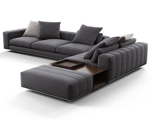 Park Sofa 01 3d Model By Design Connected Corner Sofa Design Living Room Sofa Set Living Room Sofa Design