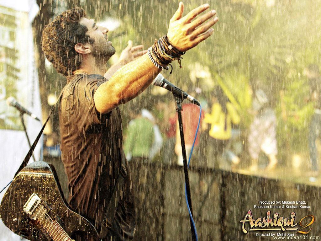 Aditya Roy Kupar Aashiqui 2 Movie Still Bollywood India Roy Kapoor Hollywood Songs Bollywood Songs Aashiqui hd wallpaper in rain