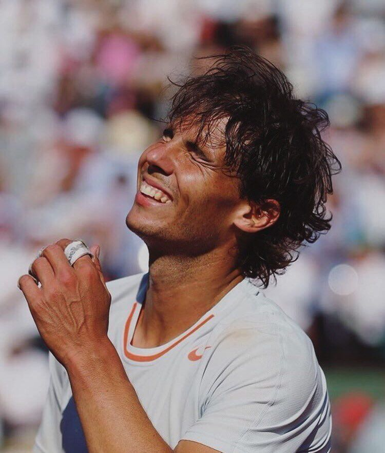 Rafael Nadal S Smile Is The 8th Wonder Of This World Rafael Nadal Tennis Stars Nadal Tennis