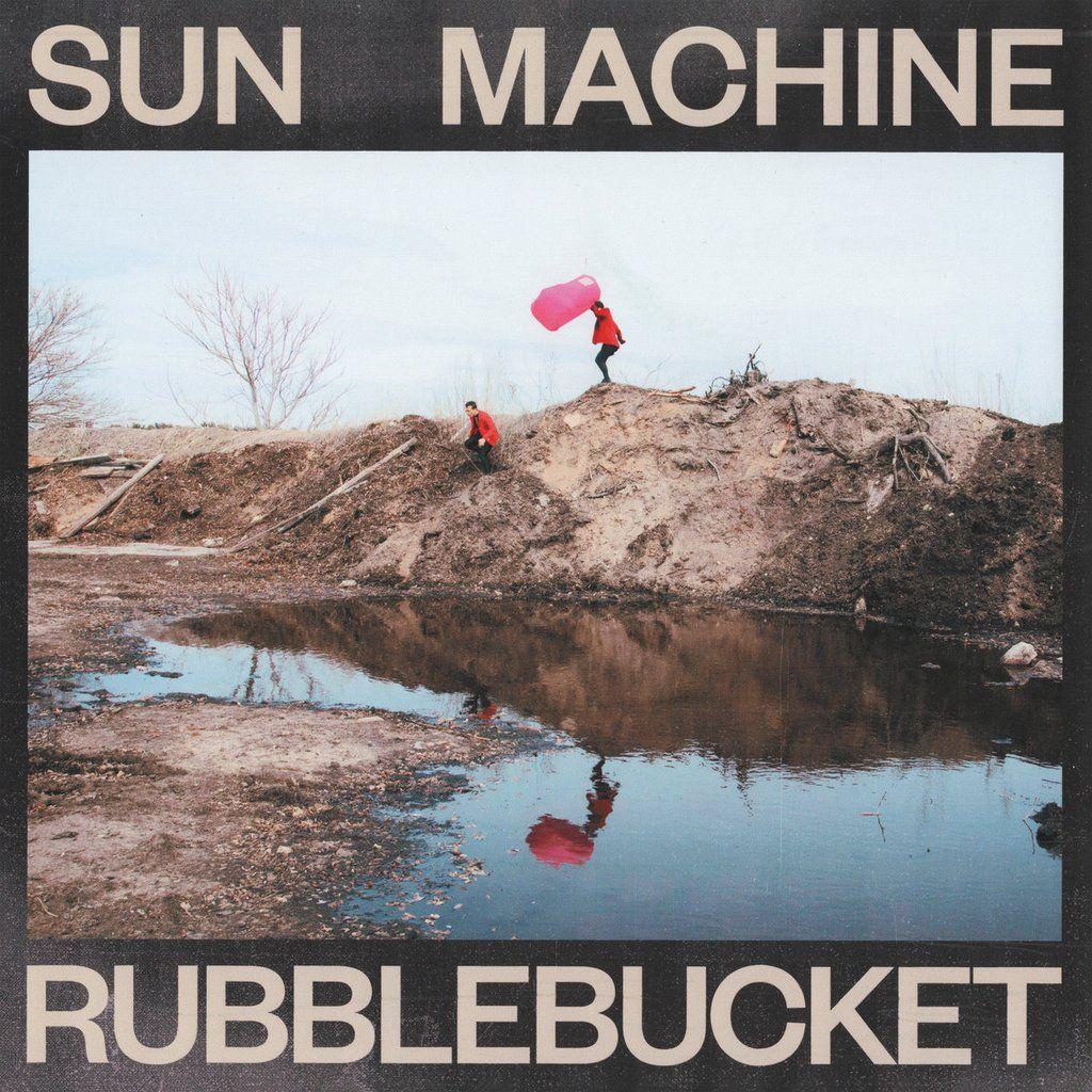 Rubblebucket Sun Machine Colored Vinyl Lp Vinyl What Is Life About Lp Vinyl