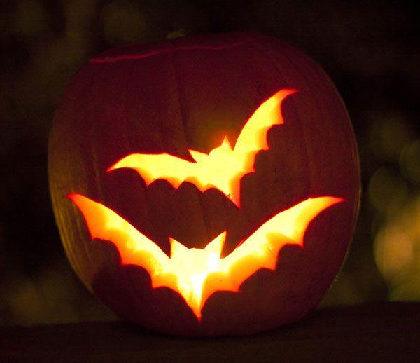 Best Cool Creative  Scary Halloween Pumpkin Carving Designs