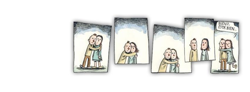 'Macanudo' cartoon by Ricardo Siri Liniers.