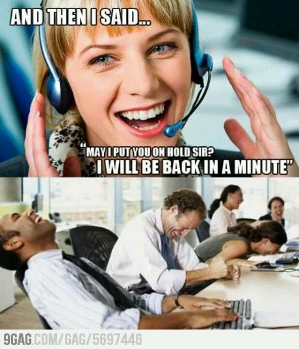 customer service humor