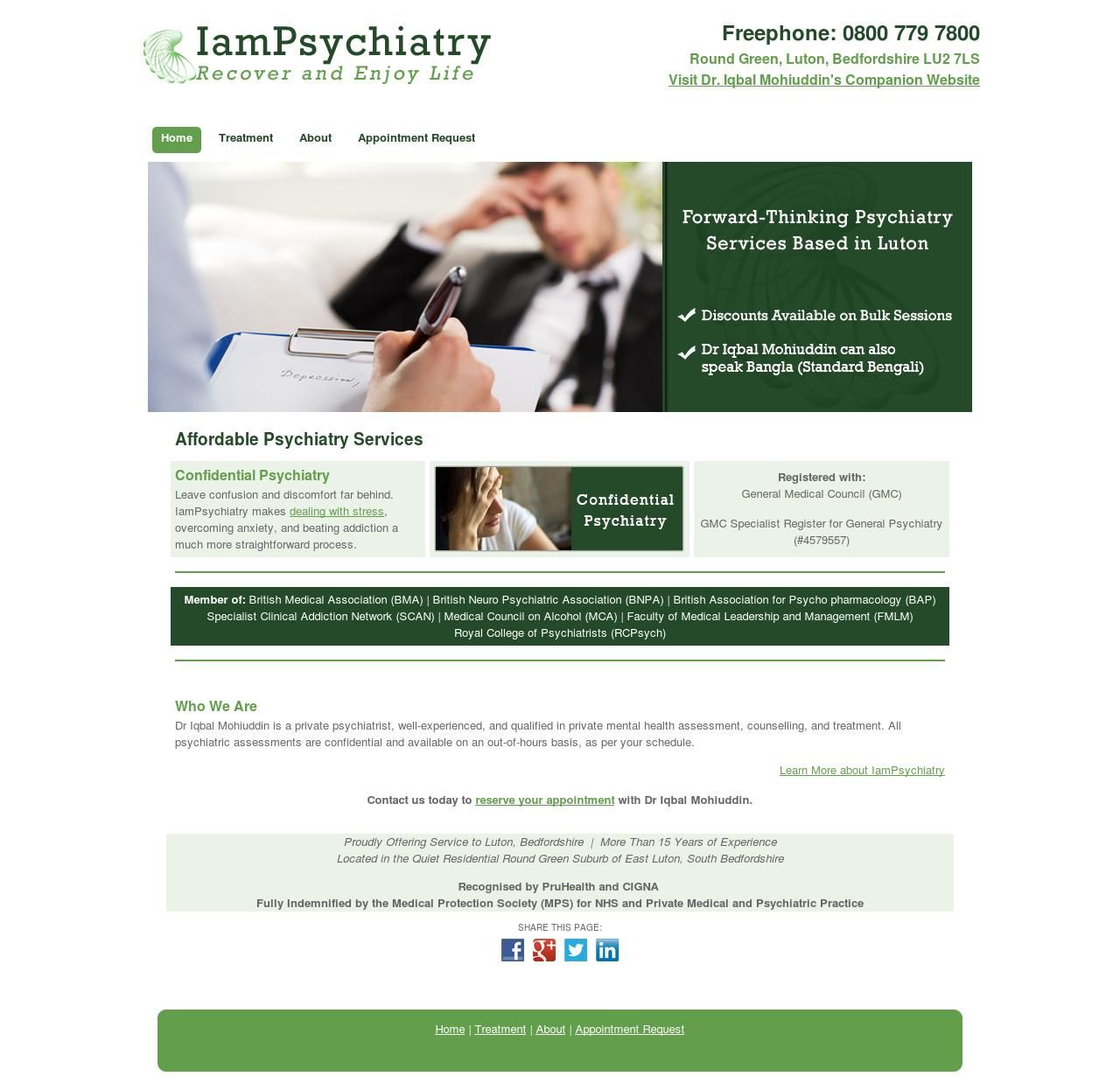 Iam Psychiatry Makes Dealing With Stress Overcoming Anxiety And
