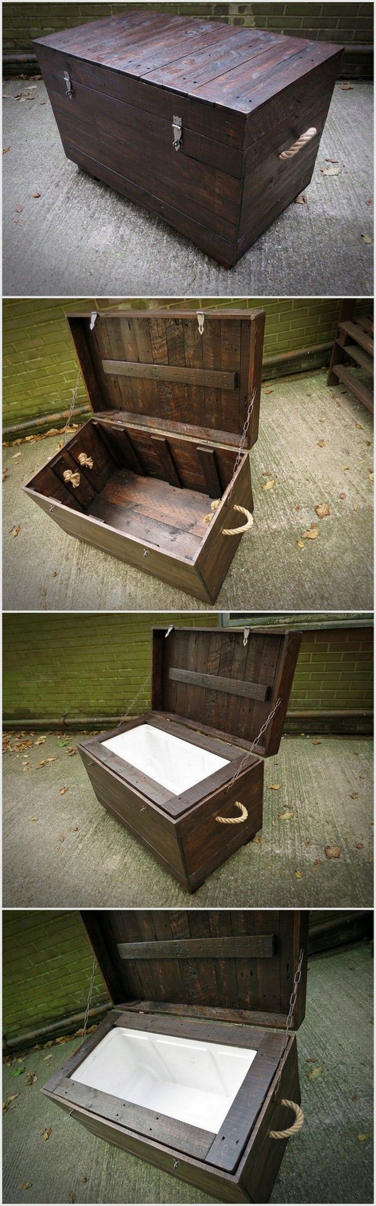 You can now create this big treasure box style from old ...