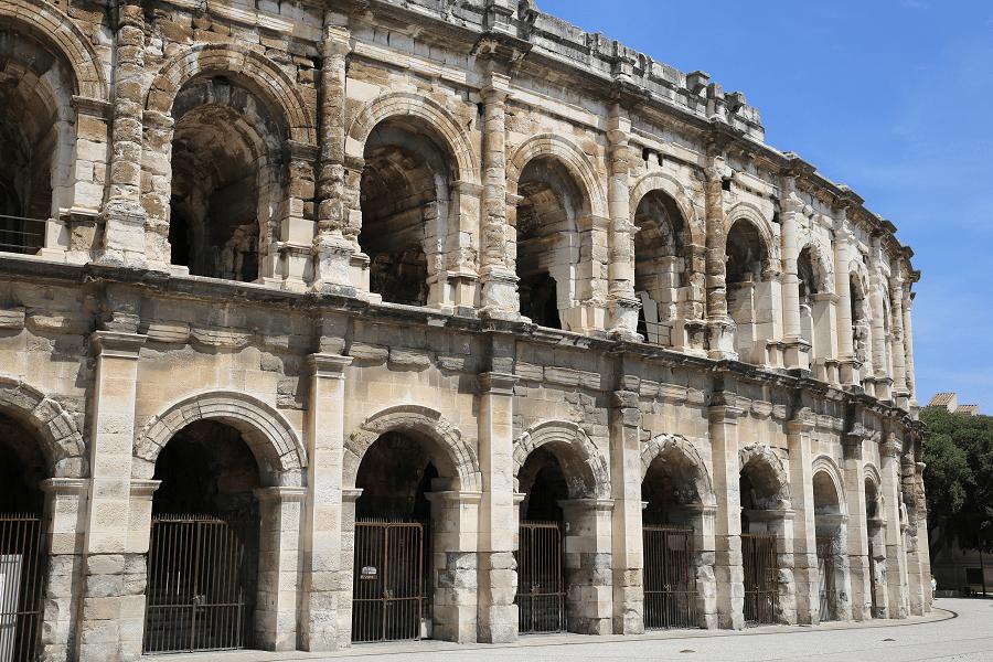 Nîmes, Gard, Occitania, Franța - Orașe și sate în lume