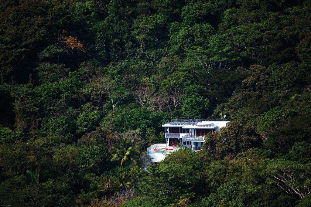 Costa Rica's Casa Torcida