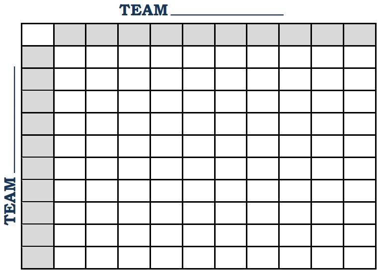Pin On Sports Excel Templates