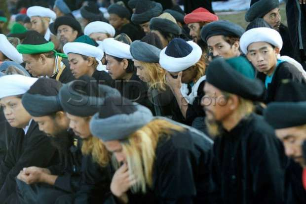 Hendak ke Palestina Delapan Jamaah An Nadzir Diamankan Polisi