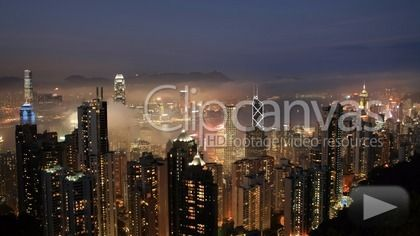 Check out this Hongkong Time Lapse Time-lapse HD Stock Footage Clip. Static shot made at dusk. Wide shot. 2011-04-06, HONG KONG.