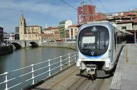 Tren moderno