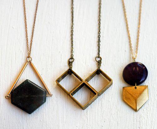 Necklaces - perfect trio