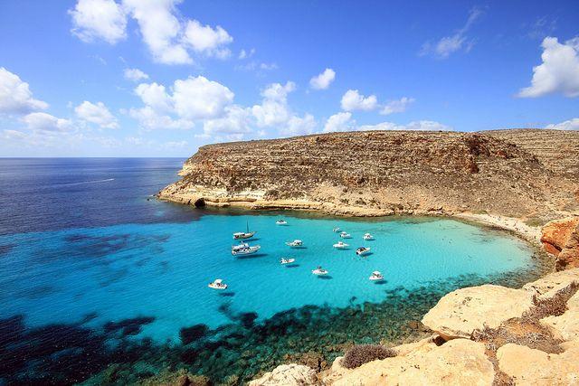 Lampedusa - Cala Pulcino by Lucio Sassi - Seguimi Follow me in Facebook, via Flickr