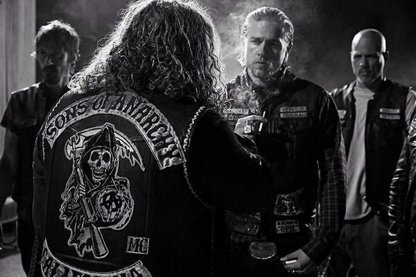 Samcro Sons Of Anarchy Sons Of Anarchy Book Sons Of Anarchy Finale