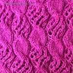 knitting scheme Caramels
