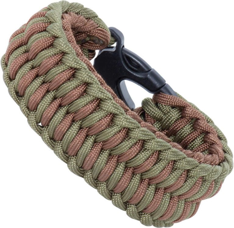 Teton Paracord Bracelet 20ft Alternative To The Standard Cobra