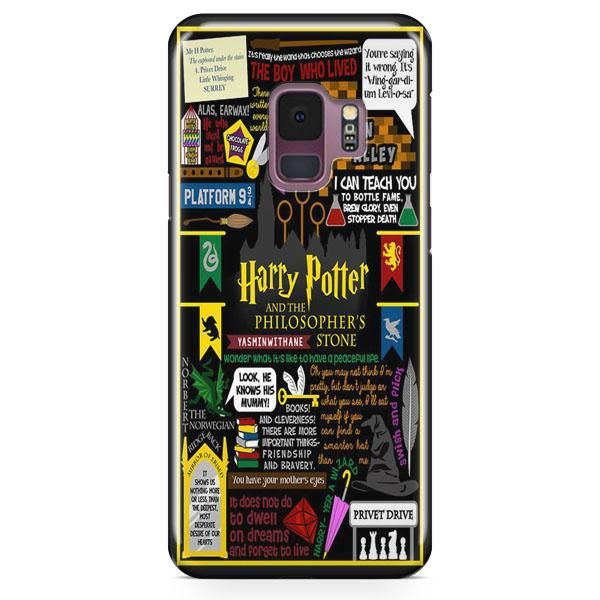 samsung s9 harry potter case