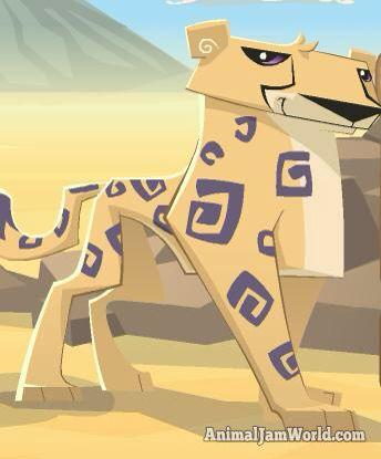 Image of: Jamaa Animal Jam Cheetah Pinterest Animal Jam Cheetah Animal Jam Animal Jam Animals Animal Jam