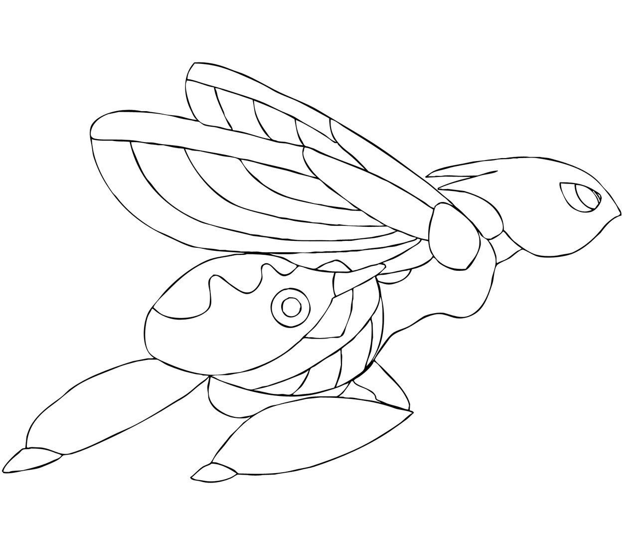 Scizor Lineart By Elsdrake Pokemon Coloring Pages Pokemon Coloring Pokemon