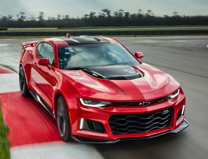 Cool Chevrolet 2017: 2017 Chevrolet Camaro ZL1... Cool Cars Check More At