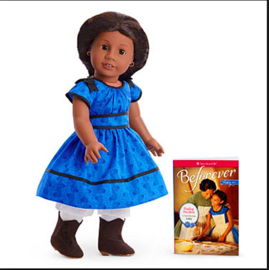 Addy mini doll 6inch plus mini book 2014 beforever