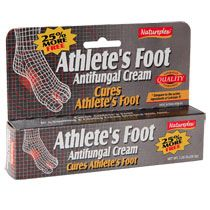 Bulk Natureplex Athlete S Foot Antifungal Cream 1 25 Oz At