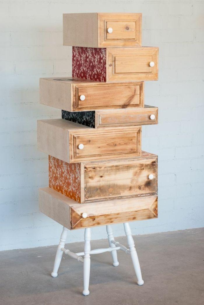 ▷ 1001+ Ideas de muebles reciclados para interiores y exteriores ... 97d8bcbd9978