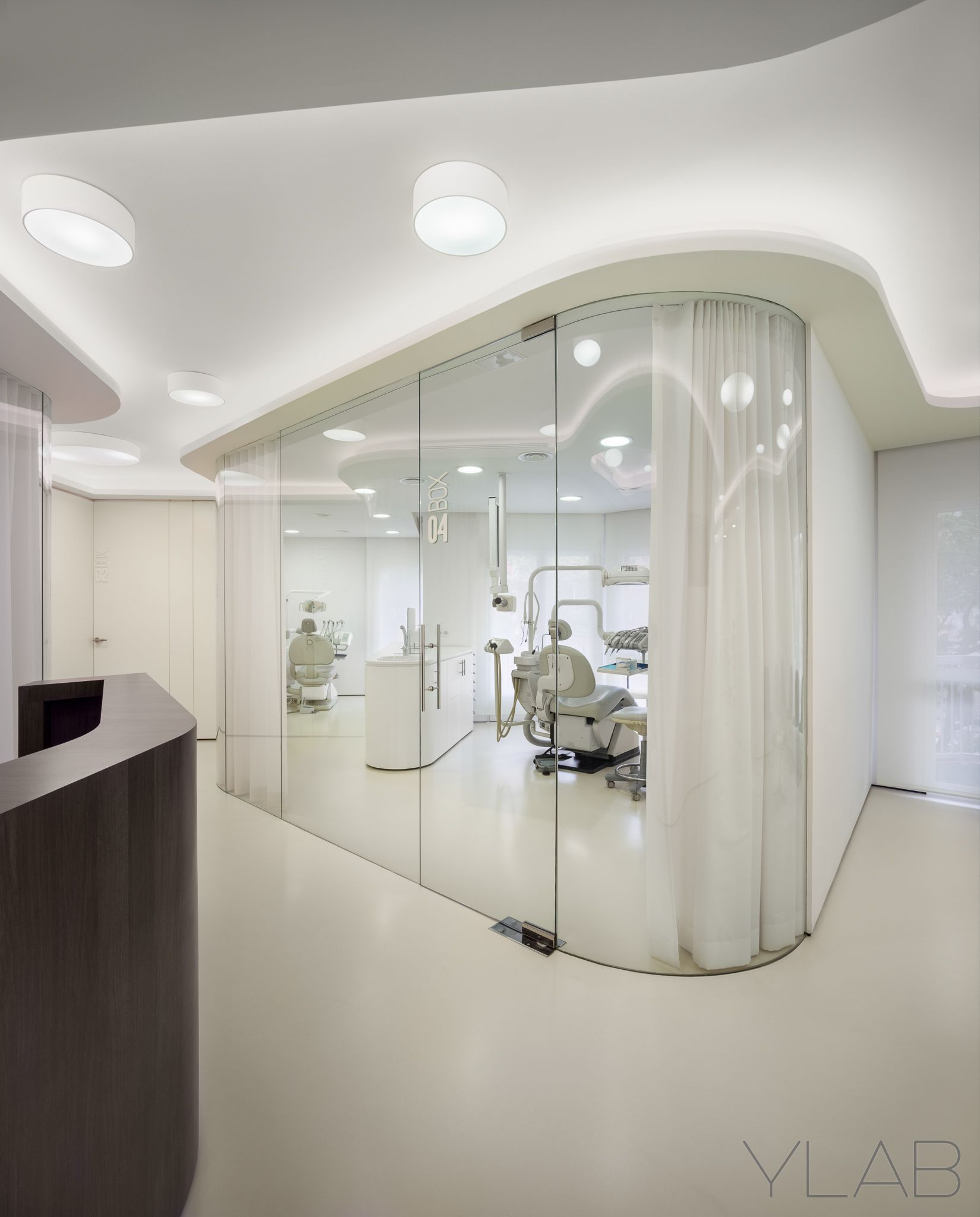 Business Office Decorating Ideas Is Unquestionably: Dental Clinic Vallès & Vallès By YLAB Arquitectos