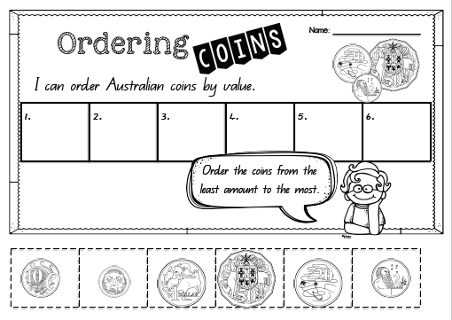 australian money pack worksheets games early years maths australian money money. Black Bedroom Furniture Sets. Home Design Ideas