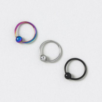 Basic Requirements Nose Studs Set
