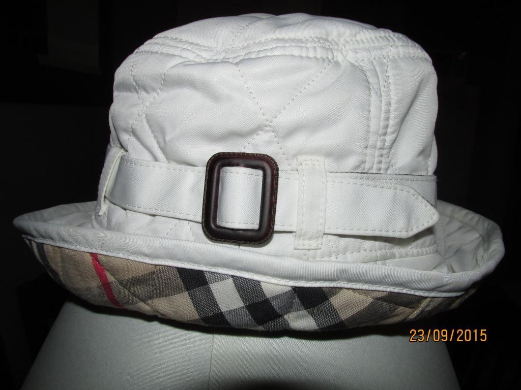 Kapelusz Jesien Zima Burberry 50 5688537238 Oficjalne Archiwum Allegro Bags Items Backpacks