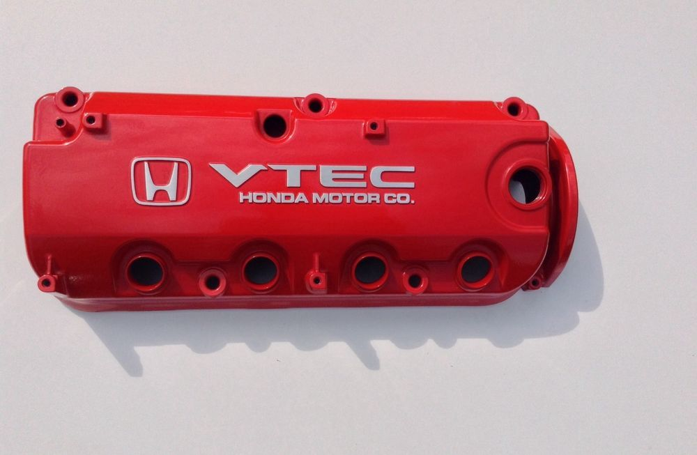 Powder Coated 98-02 HONDA ACCORD VTEC VALVE MOTOR COVER 2 3L