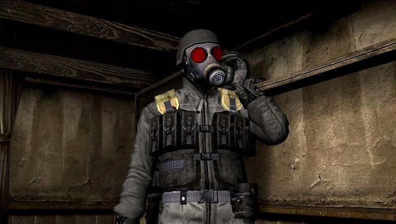 Hunk U B C S Resident Evil Hunk Resident Evil Evil