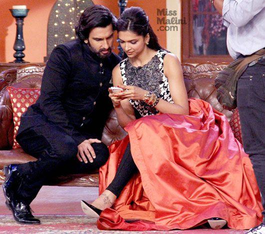 Deepika Padukone And Ranveer Singh Cute Pics Google Search Deepika Ranveer Deepika Padukone Style Bollywood Actress