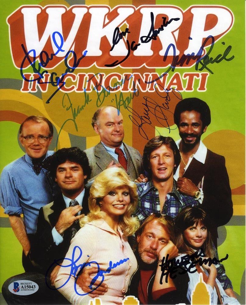 WKRP In Cincinnati Jan Smithers  8x10 Glossy Photo