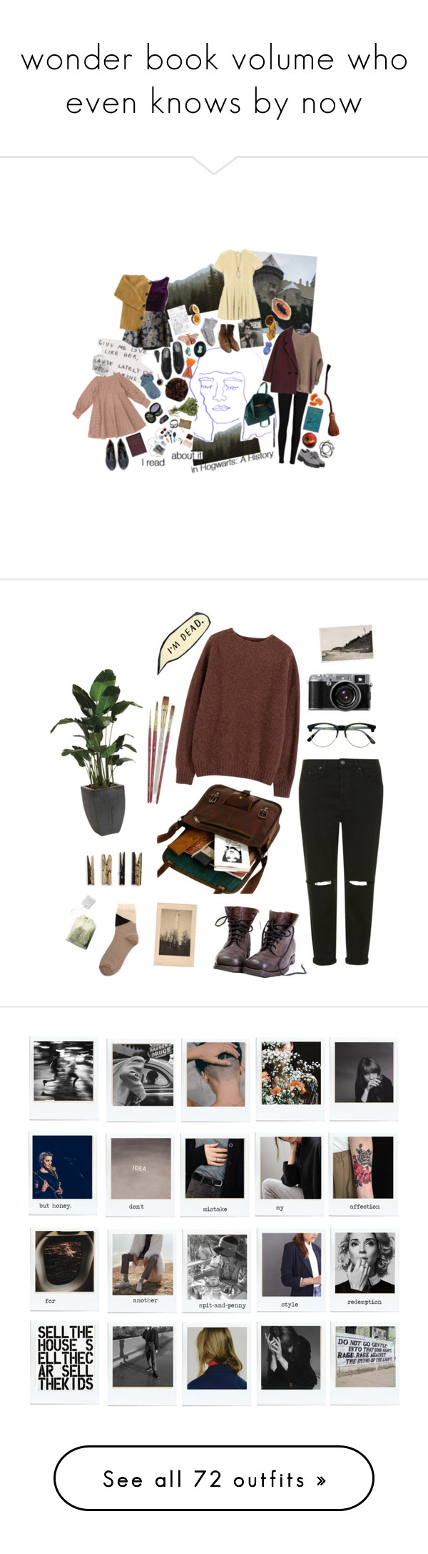 """wonder book volume who even knows by now"" by silver-sparrow ❤ liked on Polyvore featuring Roberto Cavalli, Robert Clergerie, Caprice, philosophy, River Island, Armani Jeans, Étoile Isabel Marant, Rock 'N Rose, Monki and Simone Rocha"