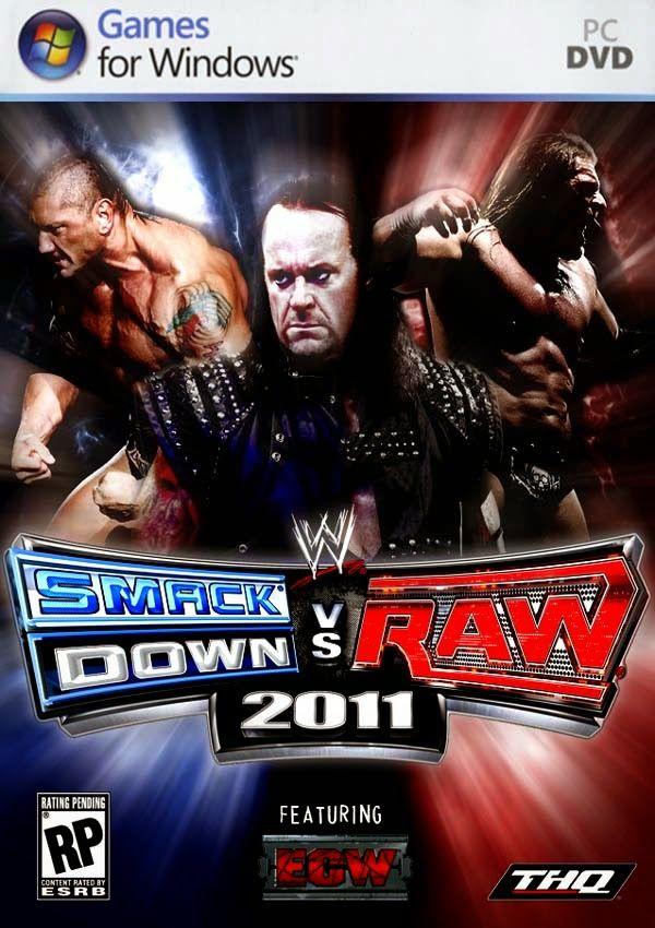 wwe raw 2011 pc game setup free download full version