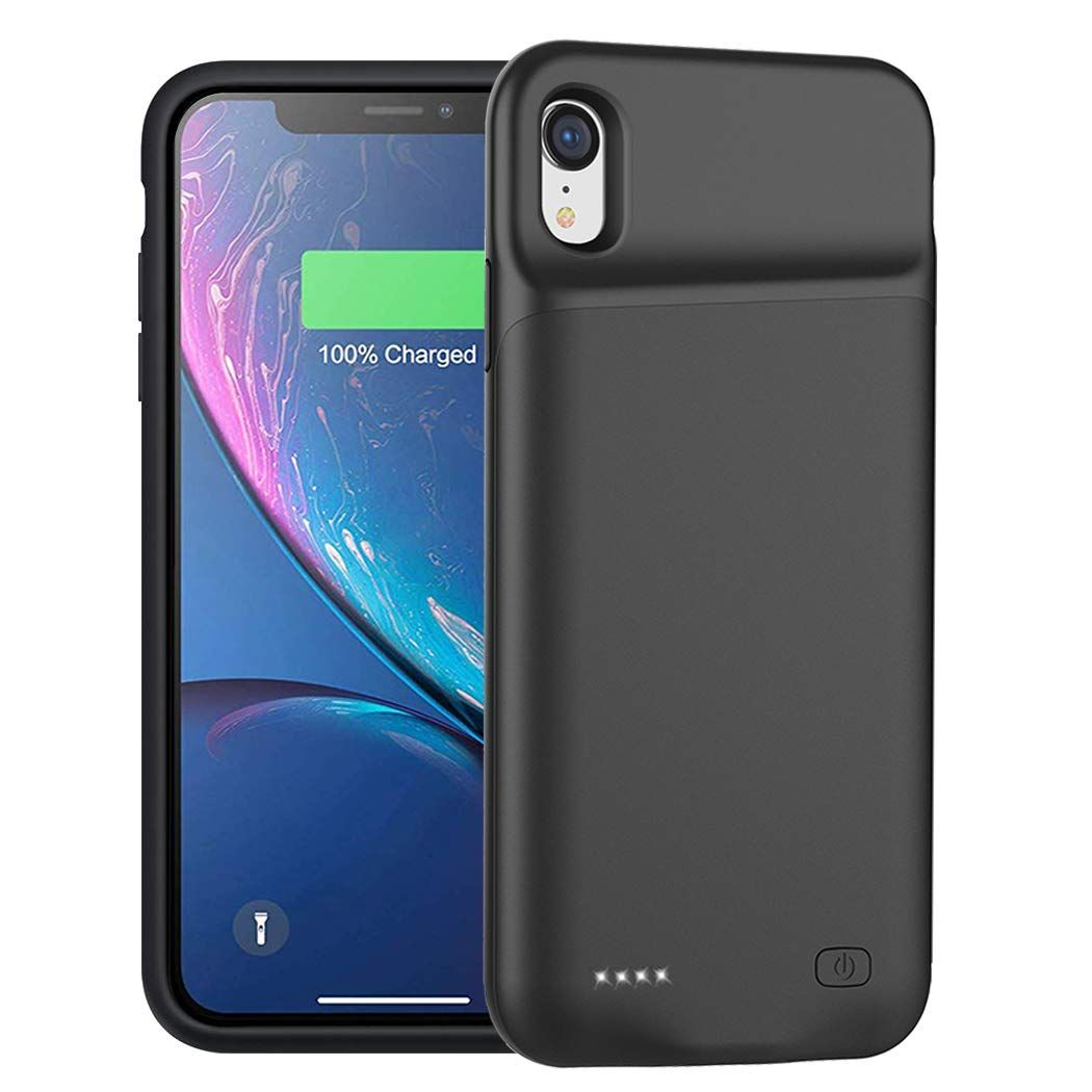 Battery case for iphone xr