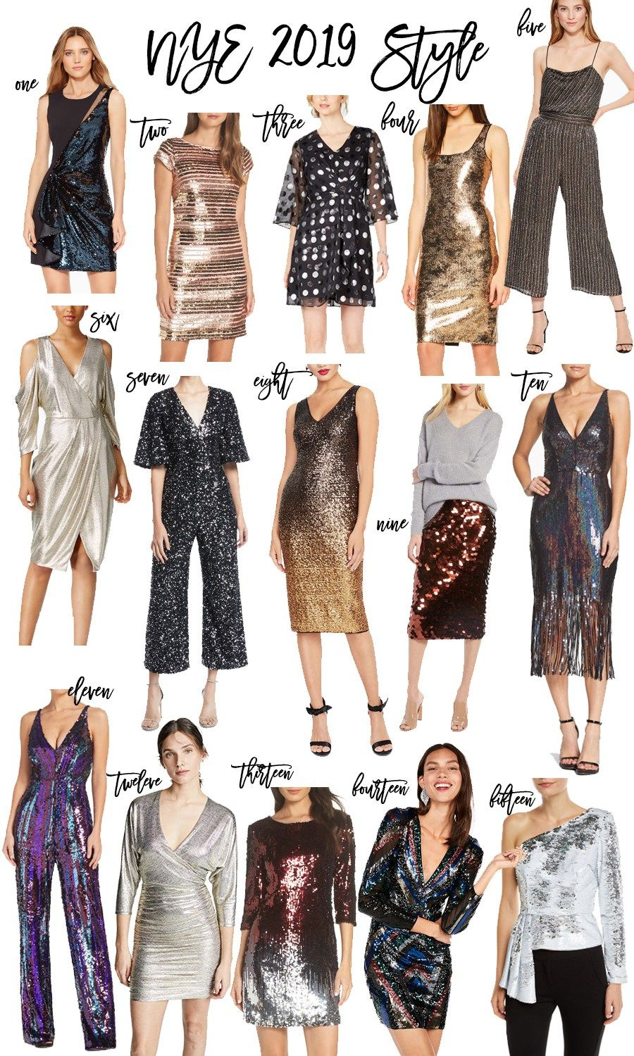 15 Fabulous NYE Outfits to Ring in the New Year | Have Need Want