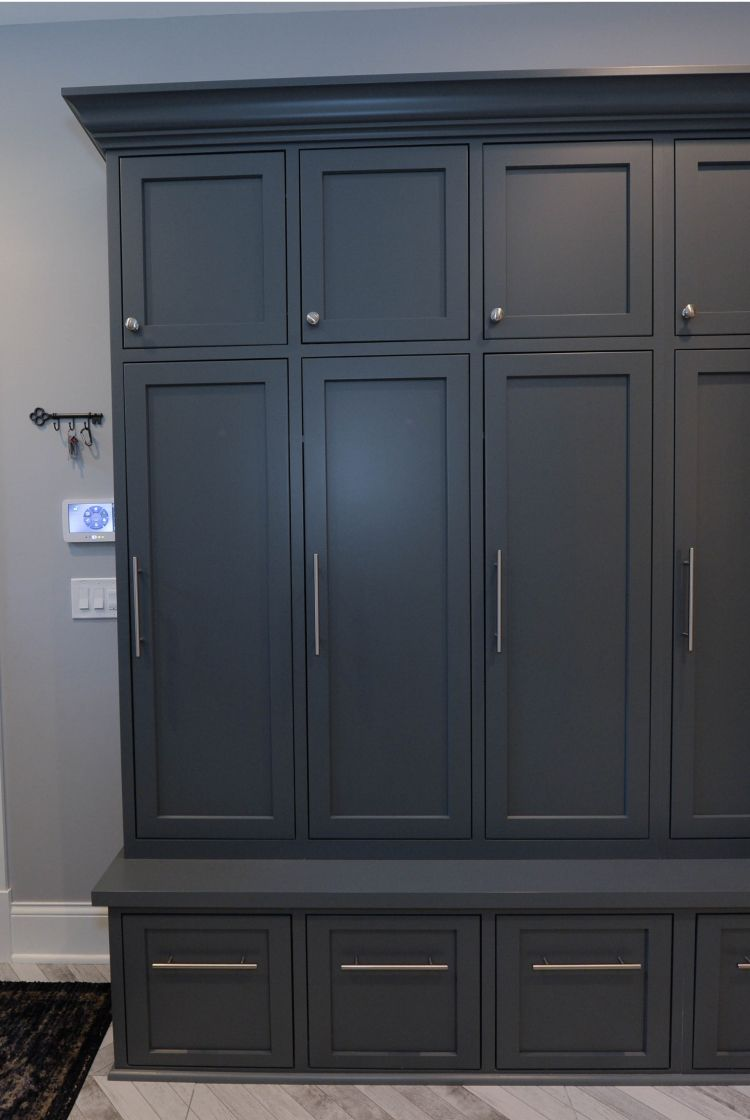Mudroom, Cabinets, Lockers, Built Ins, Storage, Ohio, Columbus, Cleveland,  Cabinetry, Custom Cabinetry