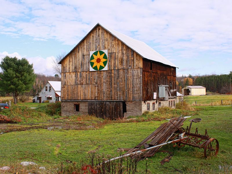 Barn Quilt Sites | Ryde Barn Quilt Trail | Old Barns | Pinterest ... : history of barn quilts - Adamdwight.com