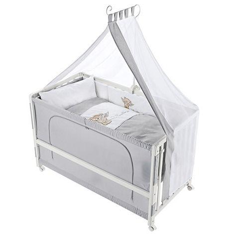 Roba Babybett Heartbreaker 60 X 120 Cm Online Bei Baby Walz Kaufen Nutzen Sie Ihre Vorteile Mehr Auswahl Mehr Qualitat Babybett Roba Babybett Beistellbett