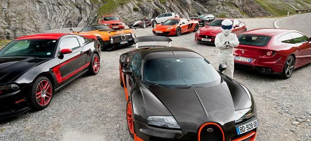 Jalopnik On Top Gear Super Cars Bugatti Veyron