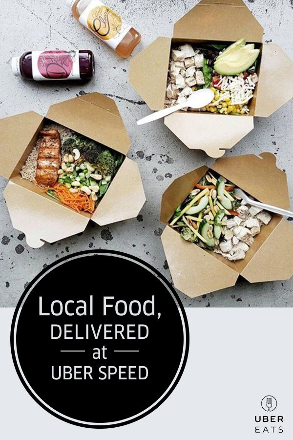 Get The Food You Want From The Restaurants You Love Delivered At Uber Speed Food Food Delivery Packaging Food Innovation