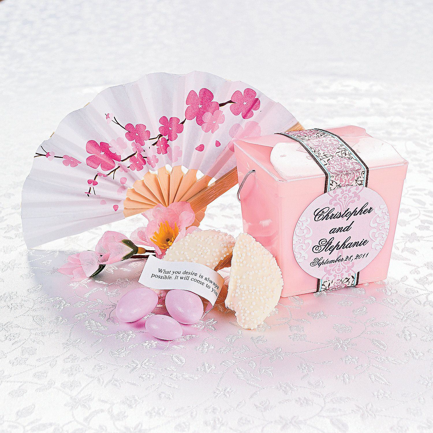 Mini Cherry Blossom Folding Hand Fans | Things I like | Pinterest ...