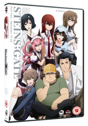 Review Steins Gate Part Two Steins Gate 0 Anime Cute Anime Pics