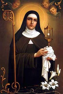 Image result for clare of assisi
