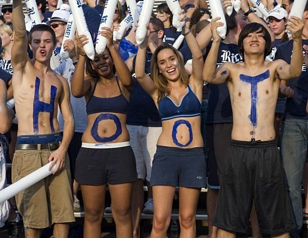 Rice University Owls I Will Do This If I Am Accepted